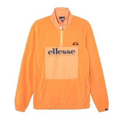 Sudadera Polar Ellesse Potens Oh Jacket Orange
