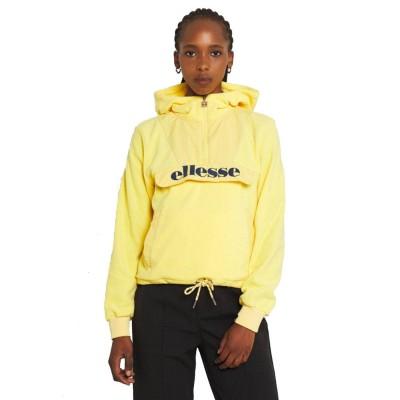 Sudadera Polar Ellesse Navu Oh Jacket Yellow