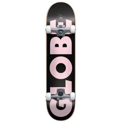 "Skate Completo Globe 8"" Go Fubar Black-Pink"