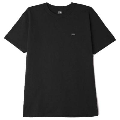 Camiseta OBEY Lotus Angel Negra Black