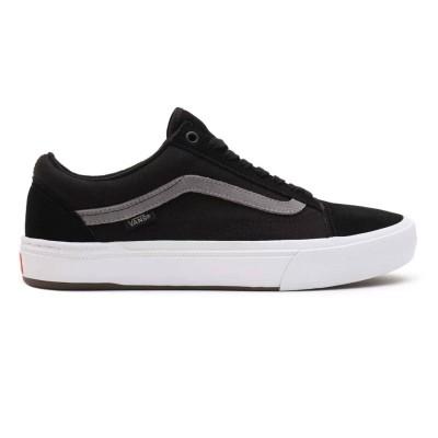 Zapatillas Vans Bmx Old Skool Black-Gray-White