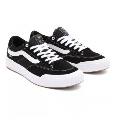 Zapatillas Vans Skate Berle Black-White