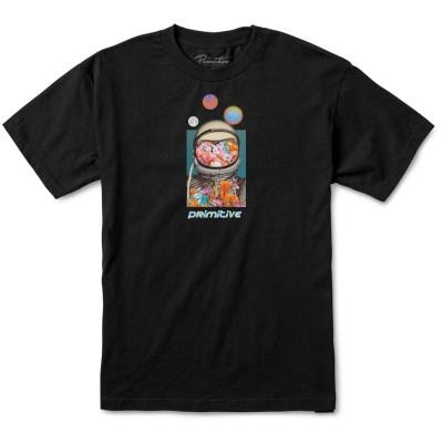Camiseta Primitive Contact Black