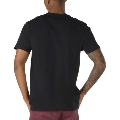 Camiseta Vans Mn Vans Otw Black White