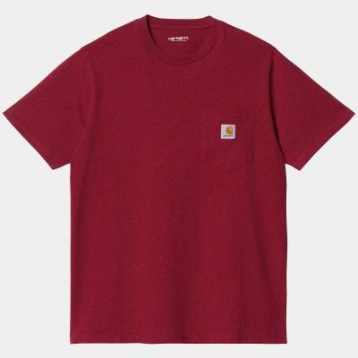 Camiseta Carhartt S-S Pocket T-Shirt Arrow Heather