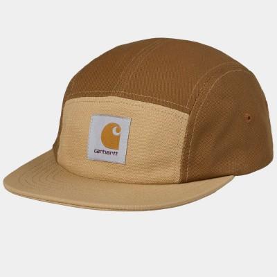Gorra Carhartt Tonare Cap Dusty H Brown-Hamilton Brown