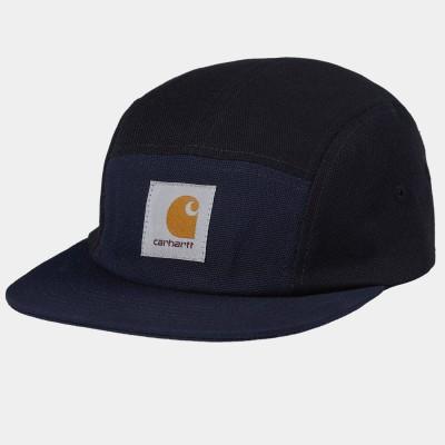 Gorra Carhartt Tonare Cap Dark Navy-Black