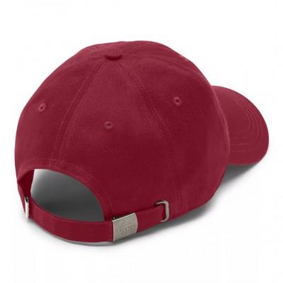 Gorra Vans Court Side Hat Pomegranate