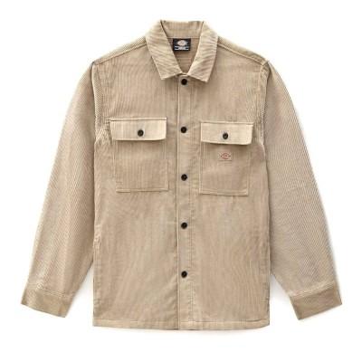 Camisa Dickies Higginson Shirt Ls Khaki