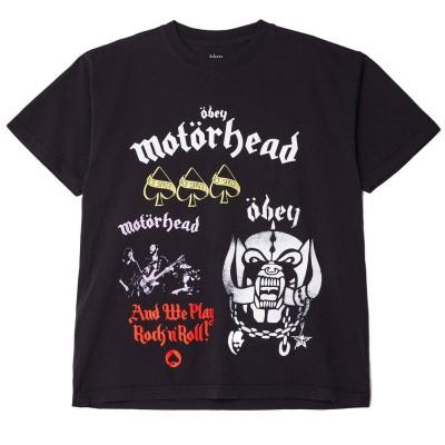 Camiseta OBEY Obey - Motorhead Test Print Obk