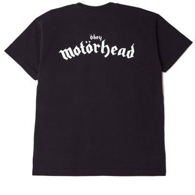 Camiseta OBEY Obey - Motorhead Iron Fist Obk