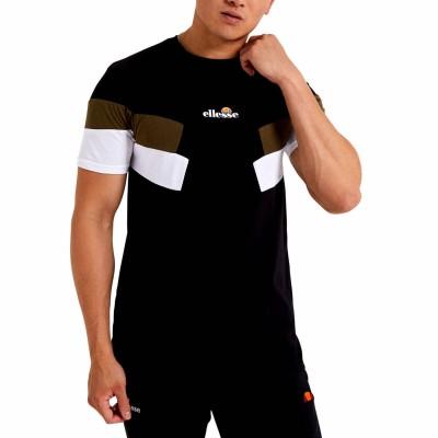 Camiseta Ellesse Vassan Tee Negro Black