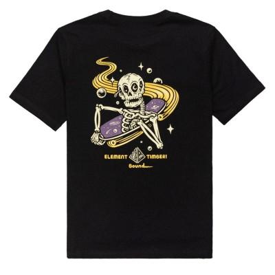 Camiseta Element Transender SS Black