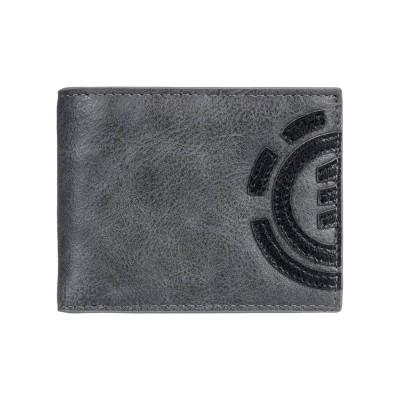 Cartera Element Daily Wallet Stone Grey