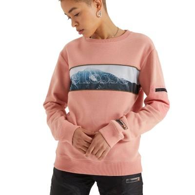 Sudadera Ellesse Colline Sweatshirt Coral