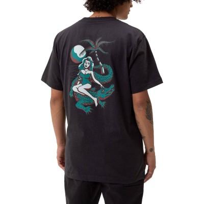 Camiseta Dickies x No Jamie Foy Collab JF Graphics negra...