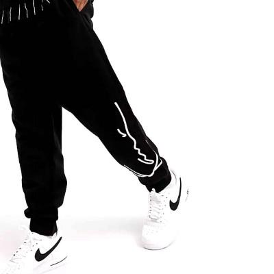 Pantalón Jogger negro Karl Kani Signature Sweatpants black