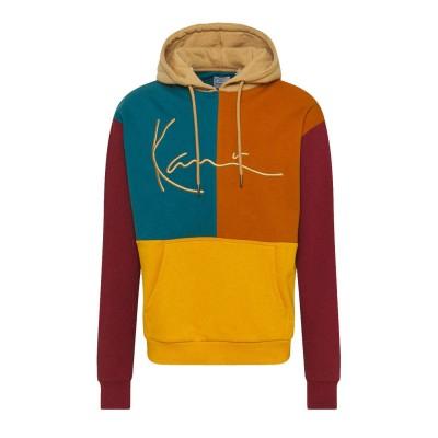 Sudadera Karl Kani Signature Block Hoodie multicolor