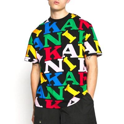 Camiseta Karl Kani Retro Logo Tee multicolor