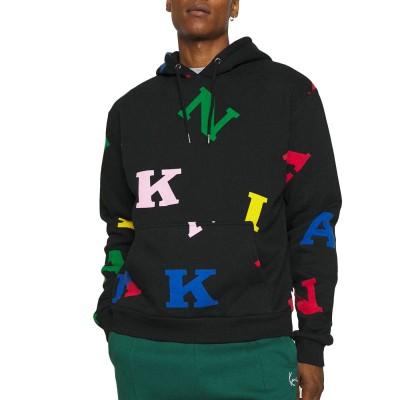 Sudadera Karl Kani Retro Logo Hoodie multicolor