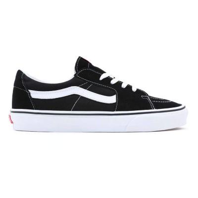 Zapatillas Vans Ua Sk8-Low Black-White