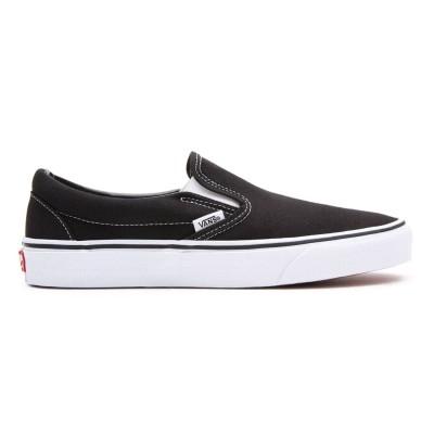 Zapatillas Vans Ua Classic Slip-On Black-White