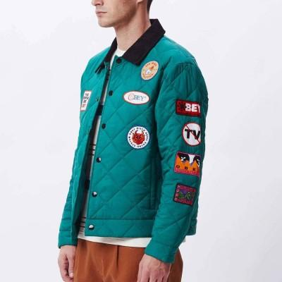 Chaqueta OBEY Collectors Jacket Ivy