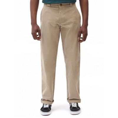 Pantalón de pana entallado slim Dickies Higginson Pant Khaki