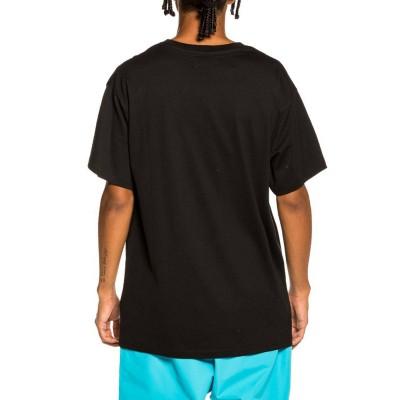 Camiseta Grimey Martinica Fact Tee Negro Black