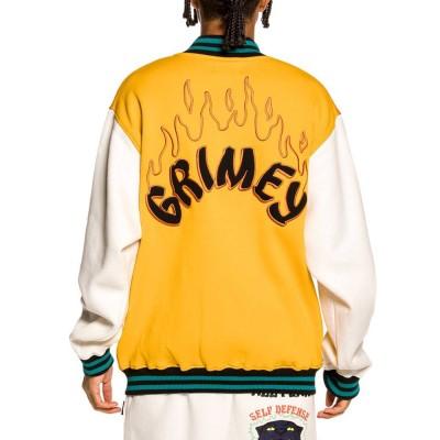 Sudadera Grimey Destroy All Fear Cotton Zip Sweatshirt...