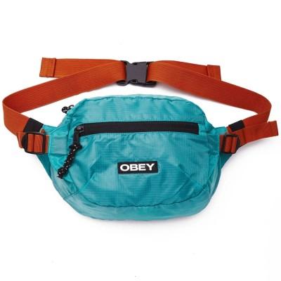 Riñonera OBEY Commuter Waist Bag Leaf Multi