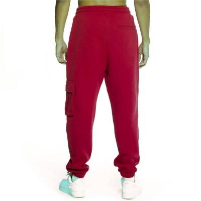 Pantalón jogger Grimey Singgang Junction Sweatpants Rojo Red