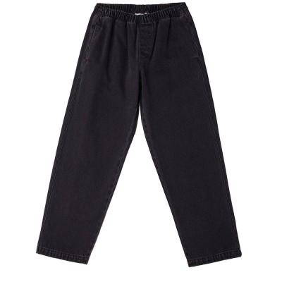 Pantalón vaquero OBEY Easy Denim Pant Negra Black
