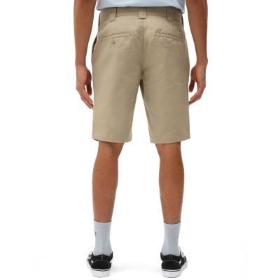 Pantalón corto estrecho Dickies Slim Fit Short Khaki