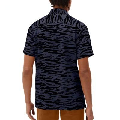 Camisa Dickies Quamba Shirt Azul Marino Navy Blue
