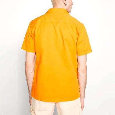 Camisa Dickies Paynesville Amarillo Cadnium Yellow