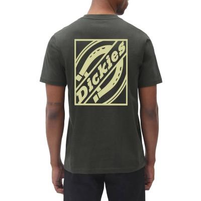 Camiseta Dickies Dickies Fnb Box Tee Ss Olive Green
