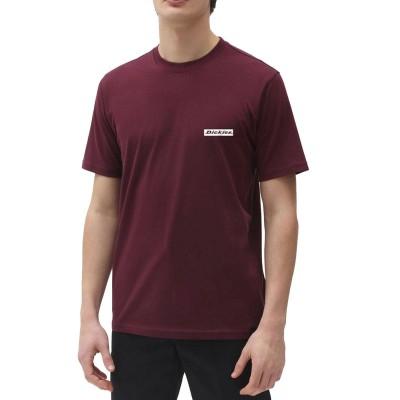Camiseta Dickies Dickies Fnb Box Tee Ss Maroon