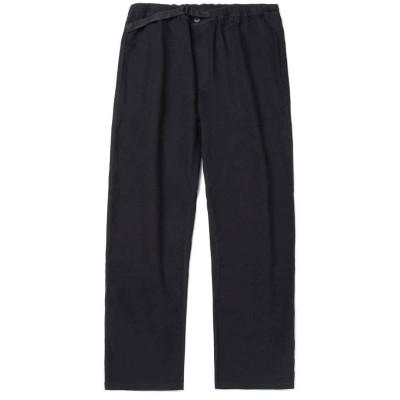 Pantalón Huf Runyon Easy Pant Negro Black