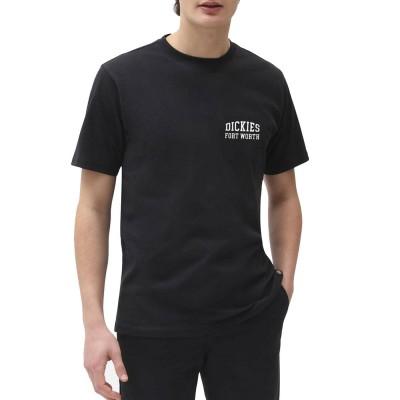 Camiseta Dickies Dickies Fw  Tee Ss Negro Black