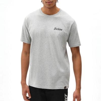 Camiseta Dickies Kelliher Tee Gris Grey Melange