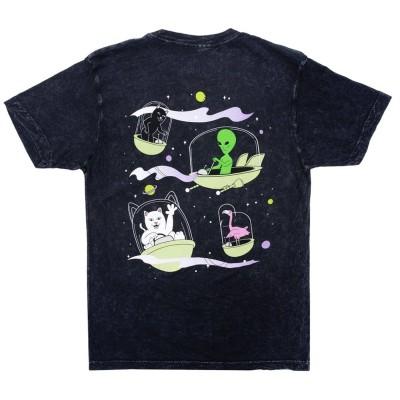 Camiseta RipNDip The  Tee Negra Black