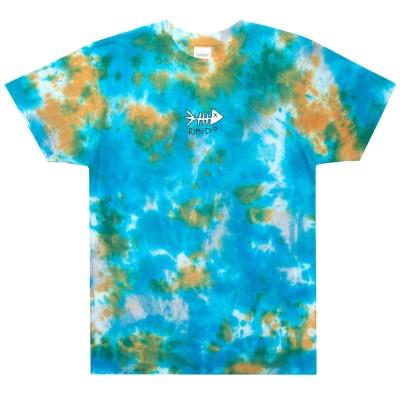Camiseta RipNDip Finding Nermio Tee Azul Navy