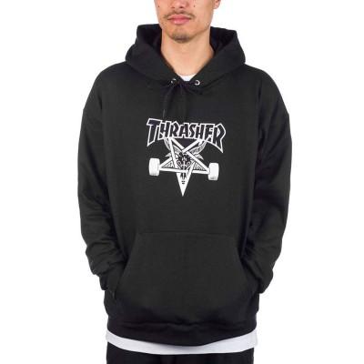 Sudadera Thrasher Skategoat negra