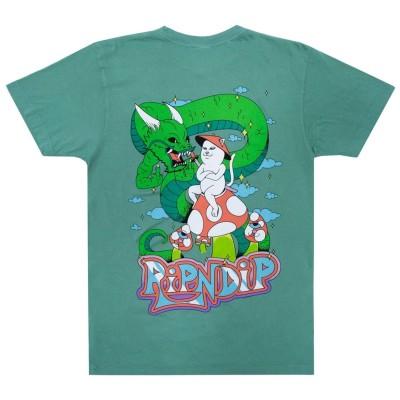 Camiseta RipNDip Sensai Tee Pine