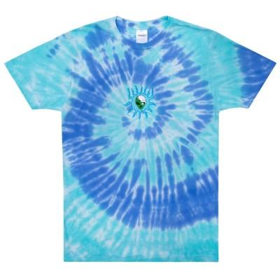 Camiseta RipNDip Wizard Tee Azul Blue