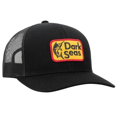 Gorra Dark Seas Wooster Trucker Cap Negro Black Os