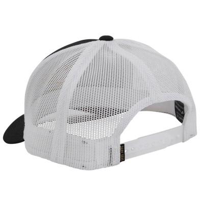 Gorra Dark Seas Murre Headwear Negro Black-Blanco White Os