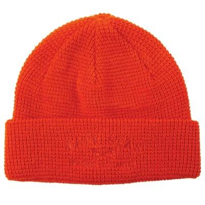 Gorro Dark Seas Rojo Red Cloud Beanie Naranja Orange Os