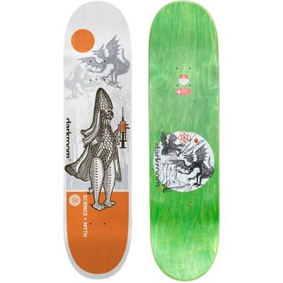 "Tabla Skate Darkroom Science Myth Skateboard Deck 8.875"""